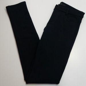 Joe's Jeans Black Skinny Jeans Women's 28